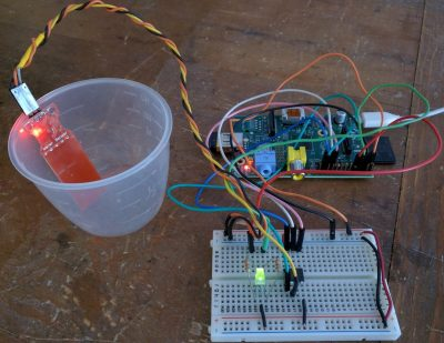Water Detection Circuit