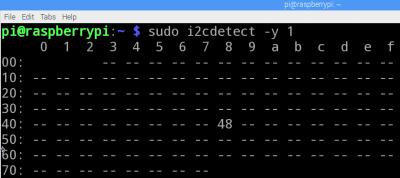 I2C Detect