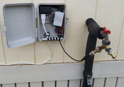 Juan's Water Pressure Sensor