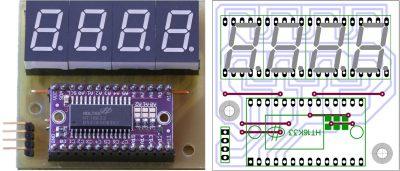 Numeric LED Breakout