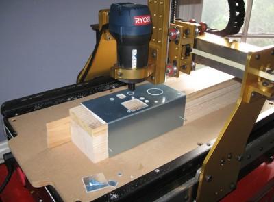 CNC Cutting Case