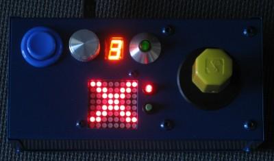 CNC Joystick