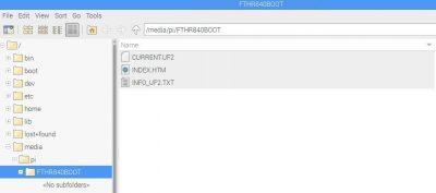 FTHR840BOOT Folder