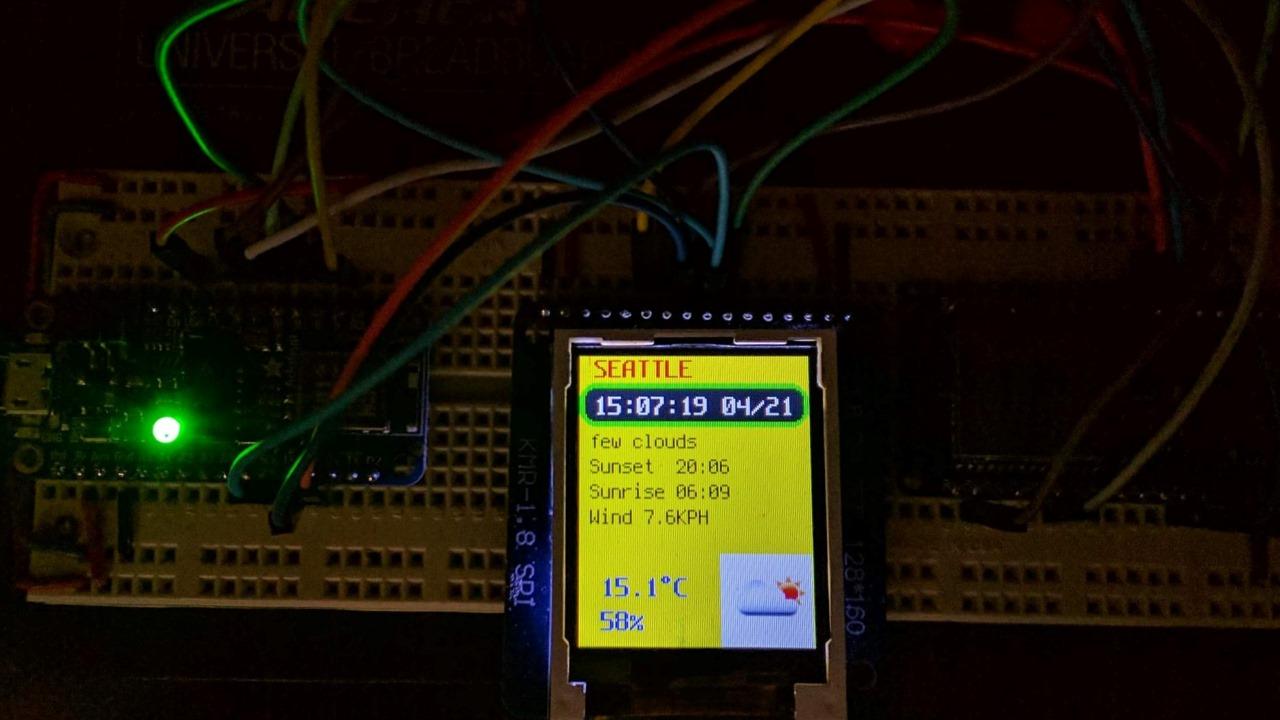 CircuitPython nRF52840 ESP32 WiFi Tutorial   Rototron