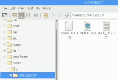 NRF52BOOT folder