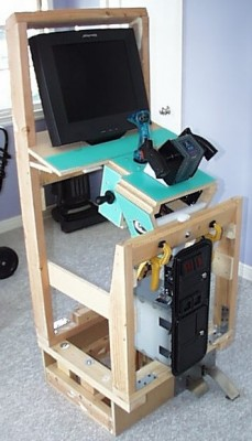 Frame with Controls
