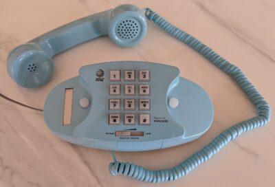 AT&T Signature Princess Telephone