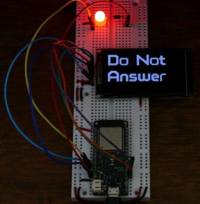 Caller ID Prototype