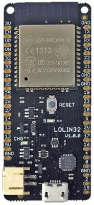 Wemos Lolin32 ESP32