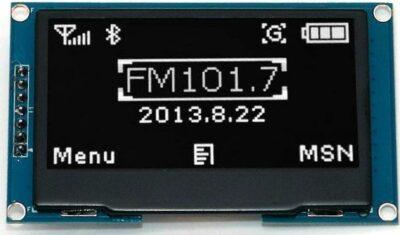 SSD1309 OLED