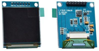 SSD1351 Module