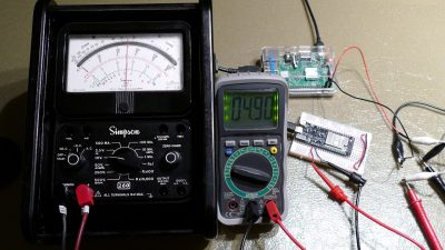 Measure Voltages