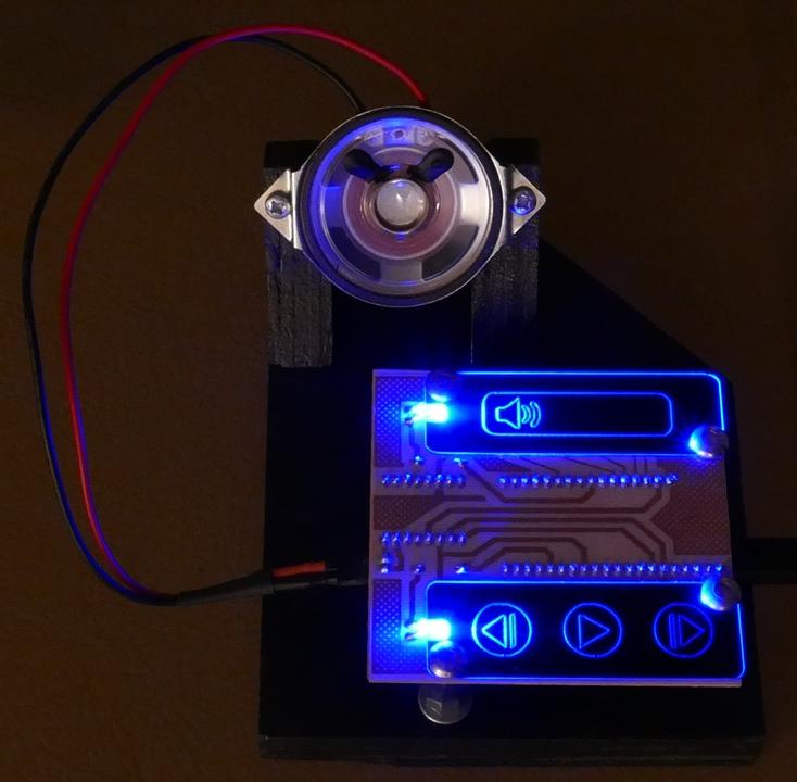 Raspberry Pi ESP32 MicroPython Touch & Sound Tutorial | Rototron