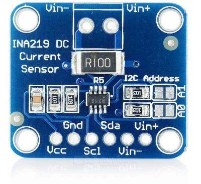 INA219 breakout board