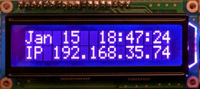 IP Clock Example