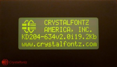 Crystal Fontz 634