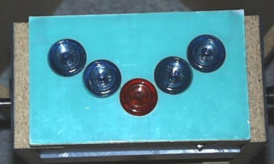 Leaf Switch Buttons