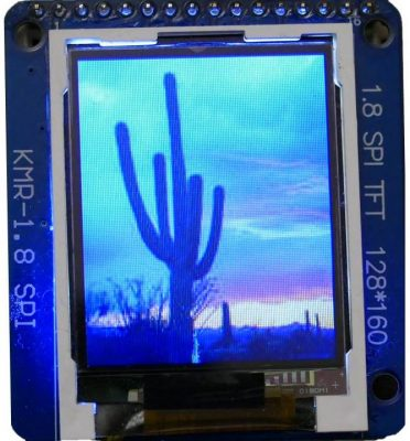 ST7735 LCD Display