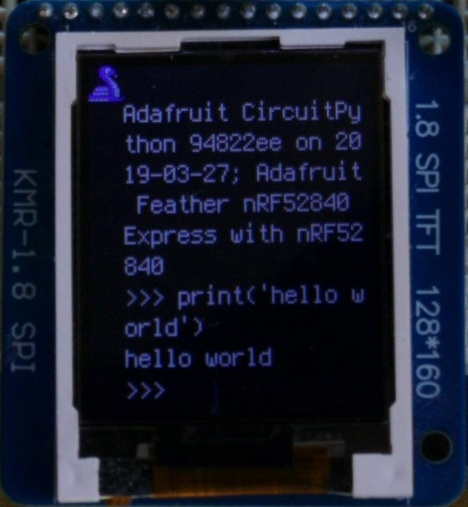 CircuitPython nRF52840 LCD Displays Tutorial | Rototron