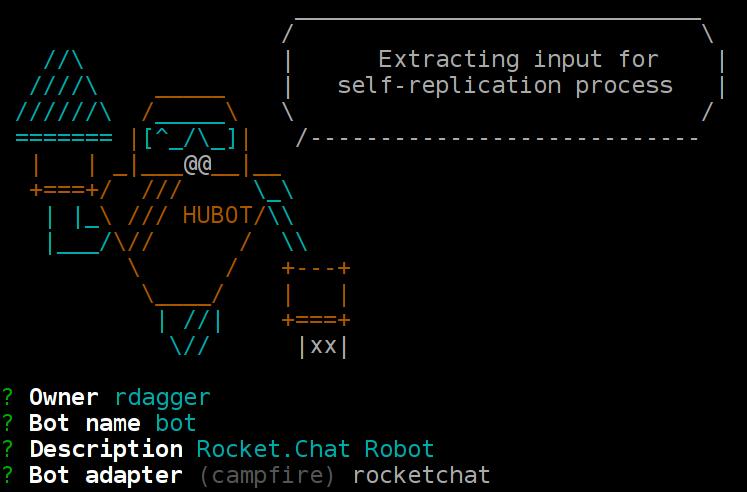 Raspberry Pi Chat Server with Hubot | Rototron