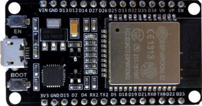 ESP32 Breakout Board