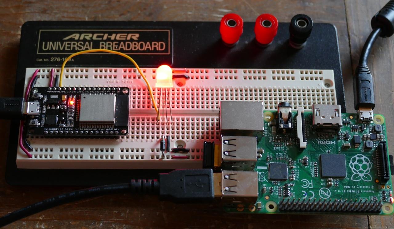 Raspberry Pi ESP32 MicroPython Tutorial | Rototron