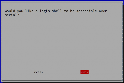 Disable Shell