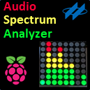 Pi Audio Spectrum Analyzer