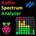 Pi Audio Spectrum Analyzer