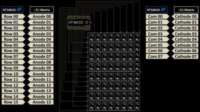 Matrix Wiring