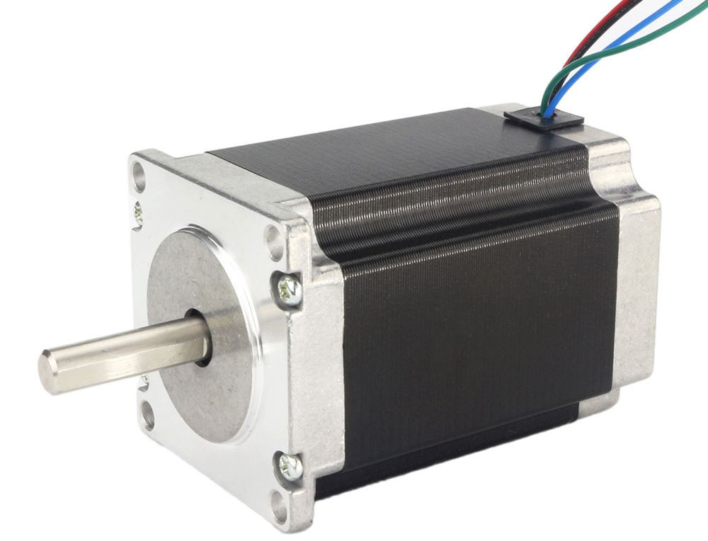 Raspberry pi stepper motor tutorial rototron for Controlling a stepper motor