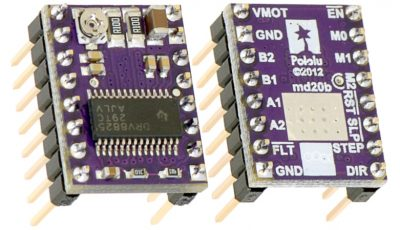DRV-8825 Stepper Motoro Driver Board