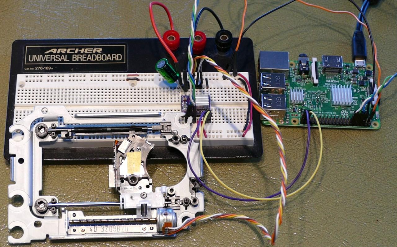 Raspberry Pi Stepper Motor Tutorial | Rototron