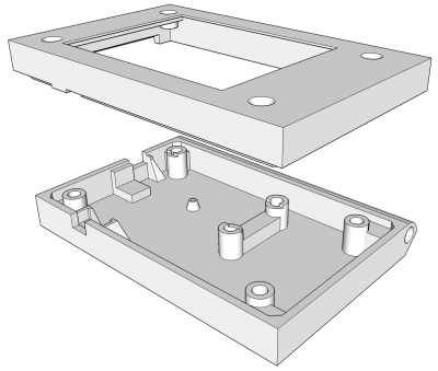 Case SketchUp View