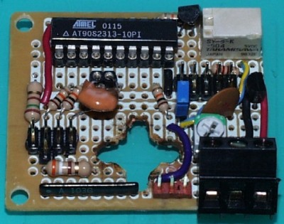 Recoil Circuit Board