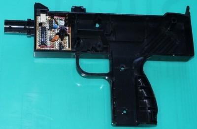 Board in Gun
