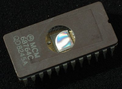 8 bit 24 pin 8K EPROM