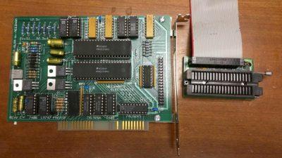 PB-10 ISA EPROM Programmer