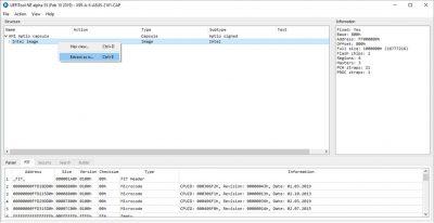 UEFI Tool Extract Image