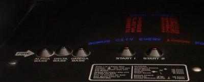 Atari Volcano Buttons