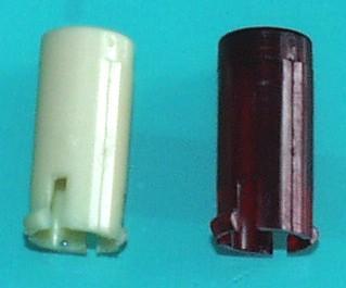 Alumilite Tan Lens